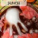 Halloween Zombie Party Punch