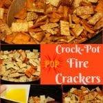 Crock-Pot Fire Crackers