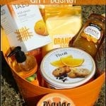 Orange You Glad Gift Basket #TheThankFulChallenge