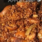 Crock-Pot Overnight Breakfast Apple Crisp