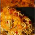 The Pioneer Woman's Chicken Spaghetti Casserole