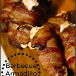 Barbecue Armadillo Eggs for Game Day Homegating