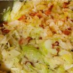 Southern Cabbage and Bacon