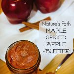 Nature's Path Maple Spiced Apple Butter