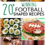 20+ Winning Football Shaped Recipes