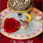 """Beauty and the Beast"" The Grey Stuff Oreo Mousse"