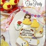 Beauty and the Beast Princess Tea Party