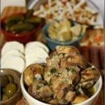 Marinated Mushrooms and Good Food Made Simple Meals