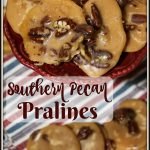 Pecan Pralines and Mardi Gras Memories