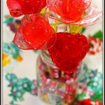 DIY Candy Rose Bouquet
