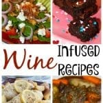25+ Wine Infused Recipes You'll Love