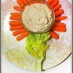 Hummus Flower Power Dip