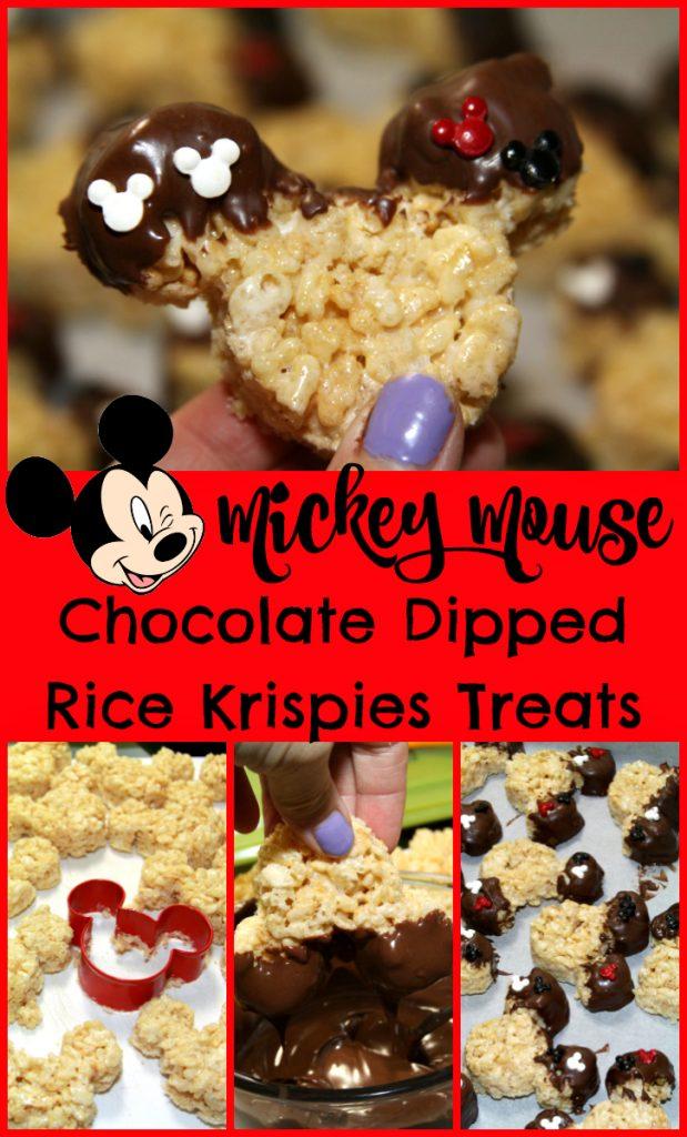 Mickey Rice Krispie