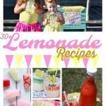 30+ Lemonade Recipes for Summertime