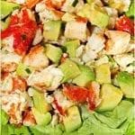 Lobster and Avocado Salad #CookoutWeek