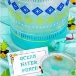 Summertime Ocean Water Punch