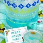 Summertime Ocean Water Punch