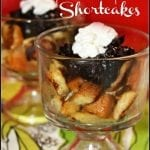Blueberry French Toast Shortcakes #SummerDessertWeek