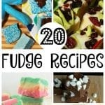 20 Fabulous Fudge Recipes for the Whole Family
