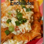 Cajun Crawfish Enchiladas
