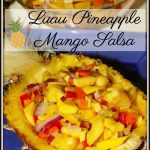 Luau Pineapple Mango Salsa