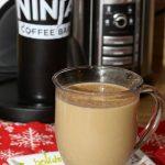 Coffee Eggnog Holiday Drink