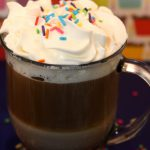 Birthday Cake Latte for the Coffee Lover