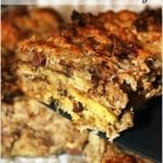 Savory Bacon and Gouda Bread Pudding