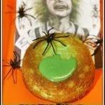 Beetlejuice Slime Lava Cakes