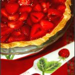 Mile High Fresh Strawberry Pie