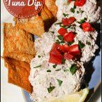 Smoked Tuna Dip Appetizer
