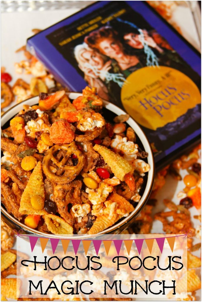 Hocus Pocus Snack and Printable Gift Tag