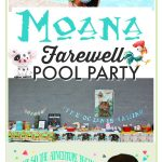 Moana Farewell Pool Party