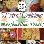 35+ Messy But Good Marshmallow Treats