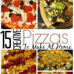 15 Creative Pizzas to Make at Home