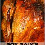 Soy Sauce Brined Turkey