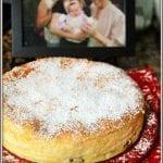 Grandma's Japanese Cheesecake