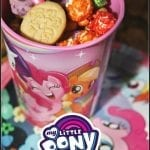 My Little Pony Rainbow Snack Mix