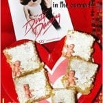 """Nobody Puts Baby in the Corner"" Dirty Dancing Lemon Bars for Movie Monday"