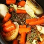 The Pioneer Woman's Perfect Pot Roast