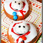 DIY Snowman Donuts for Kids