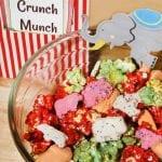 Circus Crunch Munch Mix and Cirque Italia