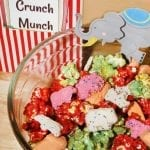 Circus Crunch Munch Mix and Cirque Italia