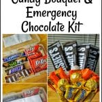 DIY Candy Bouquet and Emergency Chocolate Kit | Chart House at Tower of the Americas