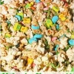 Lucky Charms Golden Popcorn
