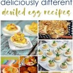 25+ Deliciously Different Deviled Egg Recipes