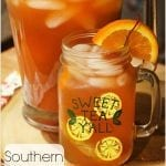 Southern Fruit Iced Tea #BrunchWeek