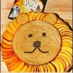 The Lion King Peanut Butter Fruit Dip #MovieMonday
