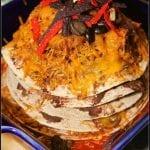 Cinco de Mayo Taco Cake