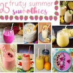25 Fruity Summer Smoothies